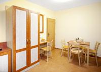 Vybavení interiérů v pokojích a apartmánech
